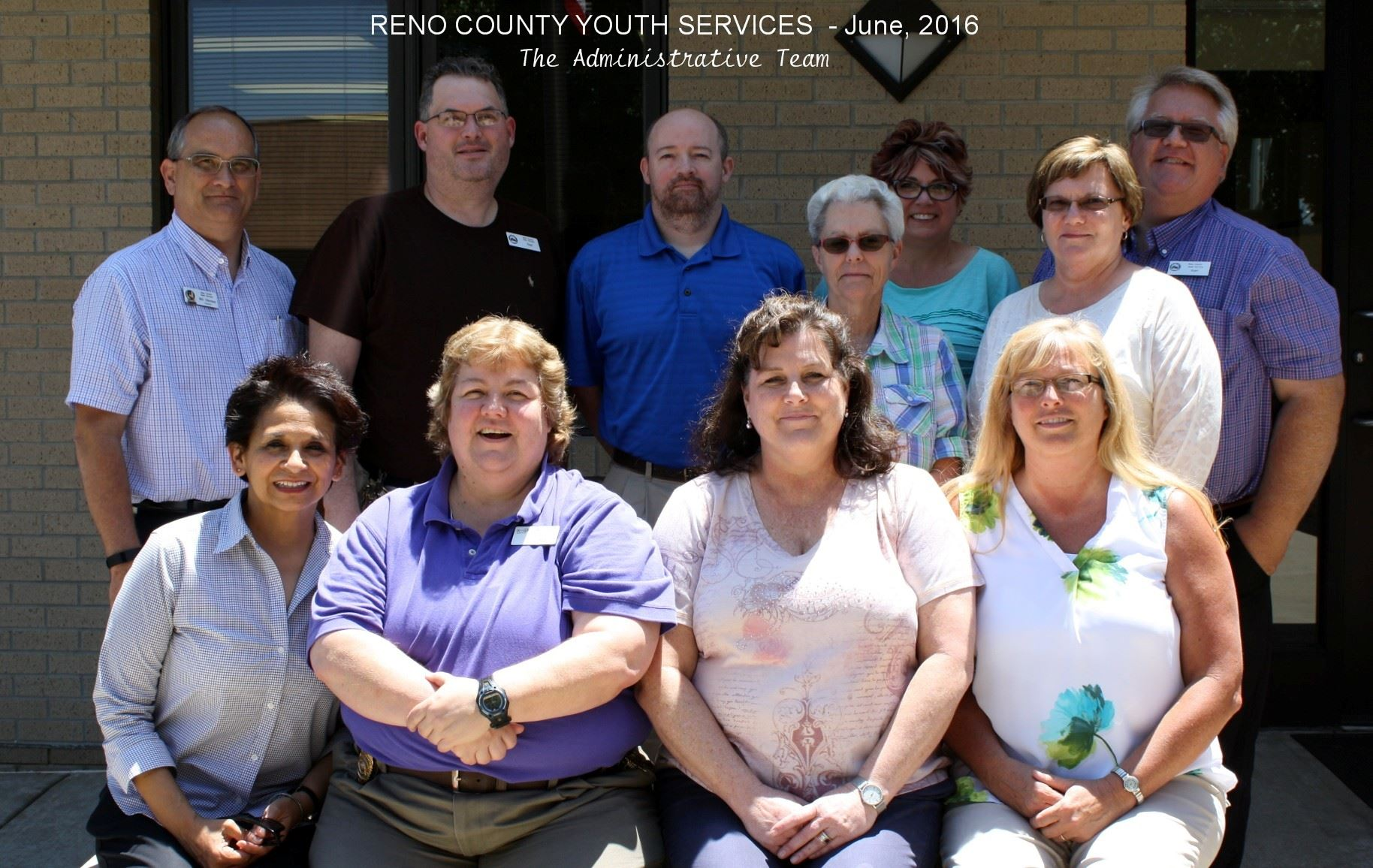 Youth Services Team June 2016