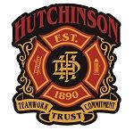 Hutchinson Fire Dept Logo