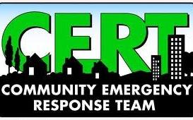 CERT - Community Emergency Response Team Logo