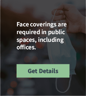 Face Coverings Opens in new window