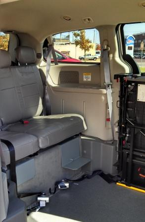 Mini Van Interior